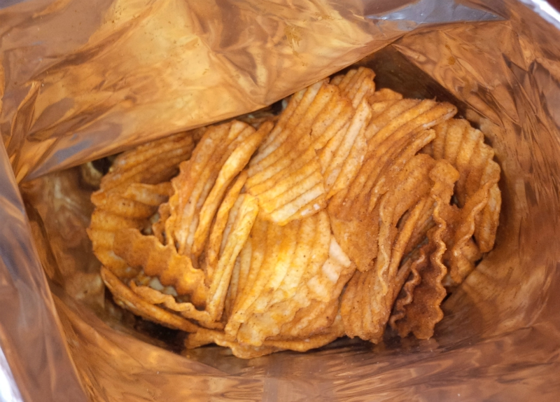 BBQ Bean Chip in Bag