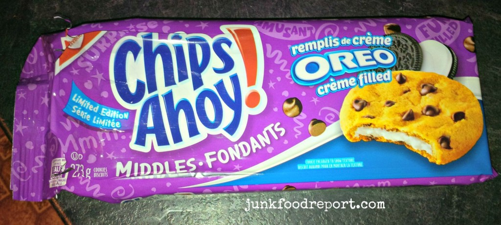 Chips Ahoy Middles!