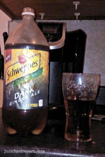 Review: Schweppes Dark Ginger Ale