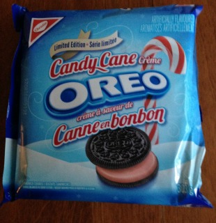 Review: Candy Cane Creme Oreo