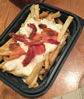 Review: Wendy's Bacon Fondue Fries