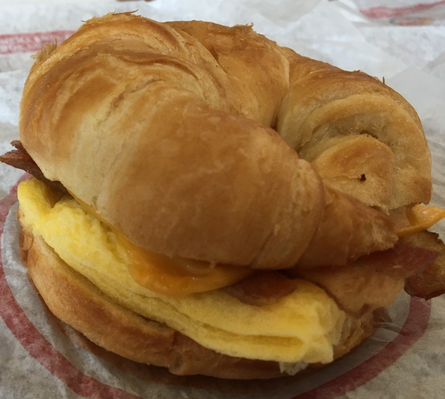 Review: BurgerKing 2 for $5.00 Breakfast Sandwiches