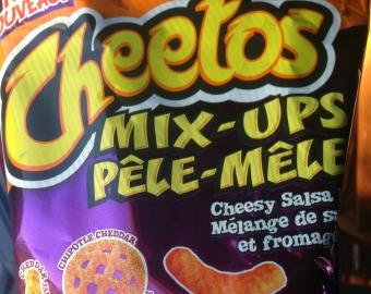 Review: Cheetos Mix-Ups Cheezy Salsa Mix