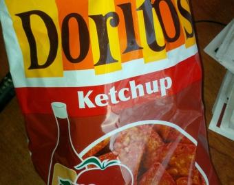 Review: Doritos Ketchup